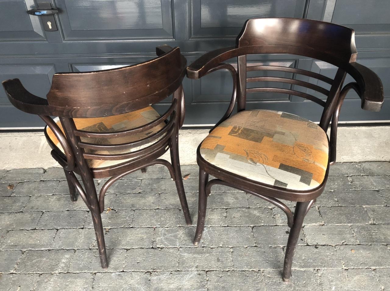 6 Cafe Stoelen.De Parel Meubilair Stoelen